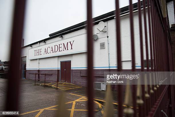 General view of The Academy at Aston Villa before the Sky Bet Championship match between Aston Villa and Wigan Athletic at Villa Park on December 10...