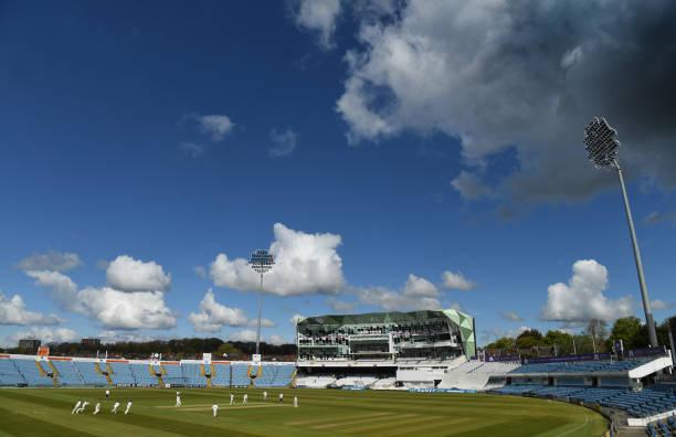 GBR: Yorkshire v Kent  - LV= Insurance County Championship