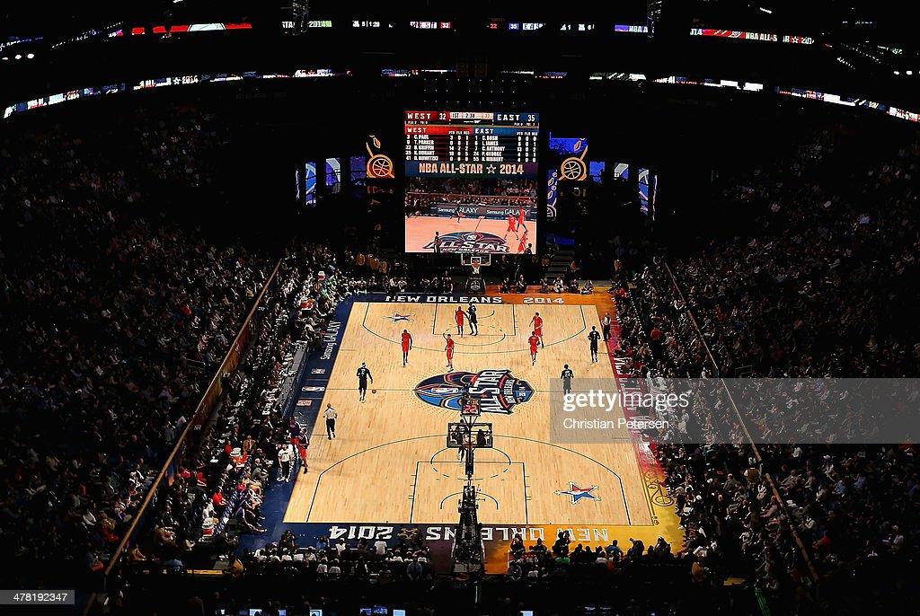 NBA All-Star Game 2014 : News Photo