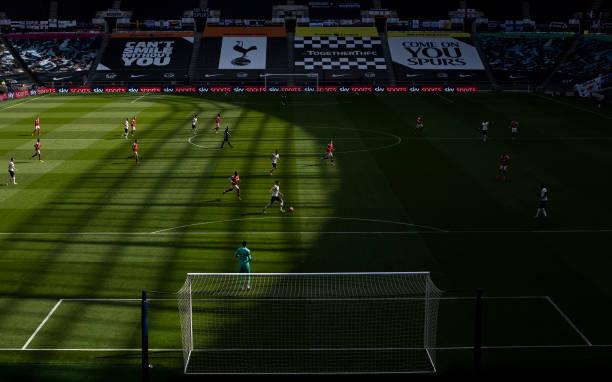 GBR: Best of Premier League - Match Week 35