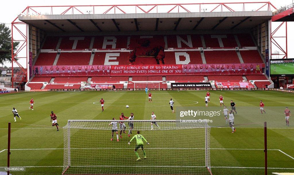 Nottingham Forest v Fulham - Sky Bet Championship : News Photo