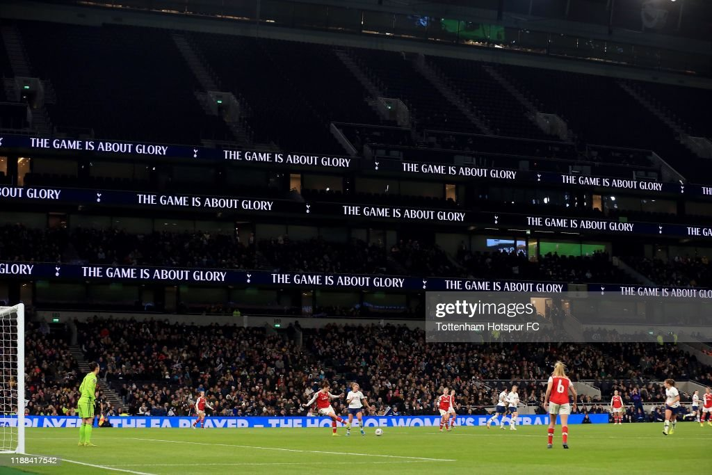 Tottenham Hotspur v Arsenal - Barclays FA Women's Super League : News Photo