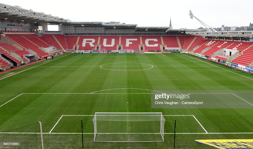 Rotherham United v Blackburn Rovers - Sky Bet Championship : News Photo