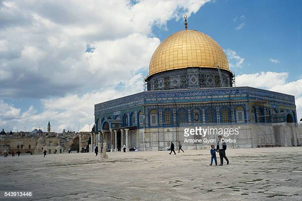 General view of the AlAqsa Mosque
