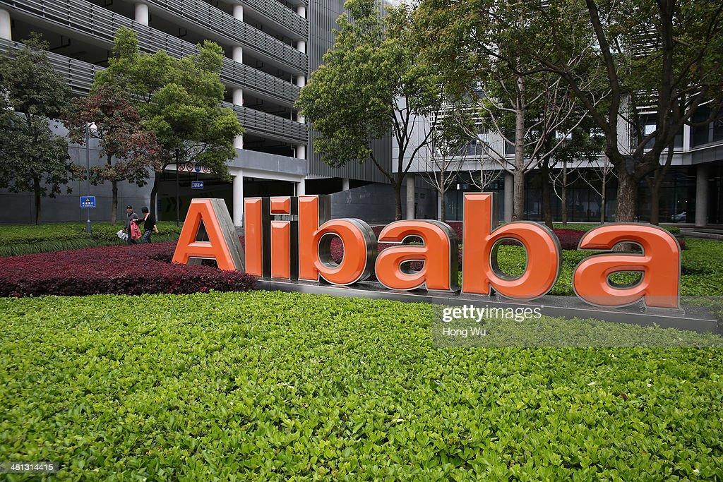 Alibaba To Kick Off IPO In U.S. : News Photo
