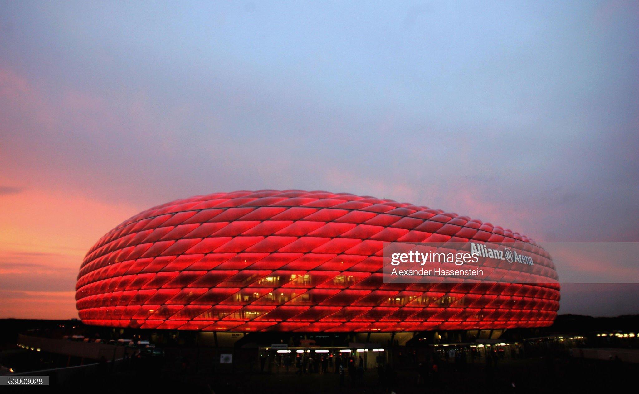 Opening game Allianz Arena Bayern Munich v DFB Team : ニュース写真