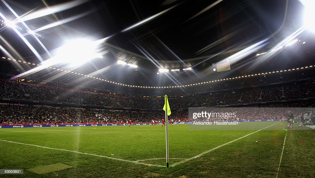Opening Game Allianz Arena Bayern Munich v DFB Team : News Photo