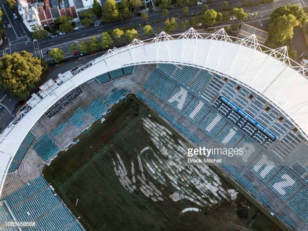 A general view of the Allianz Stadium on 17 December 2018 in Sydney Australia The NSW Department of Planning has approved the first stage of...