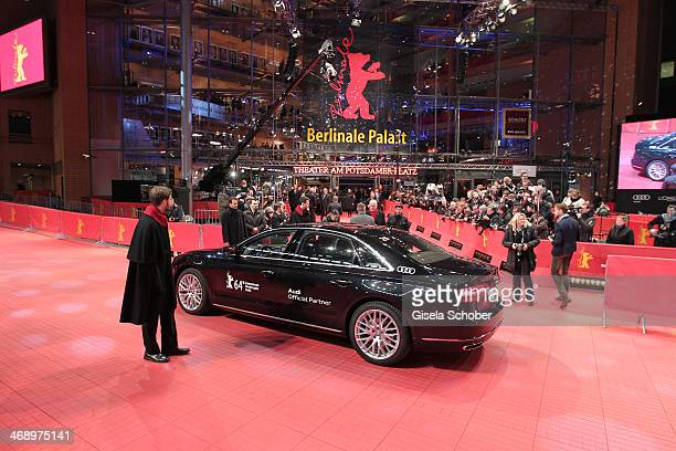 A general view of the 'Aloft' premiere during 64th Berlinale International Film Festival at Berlinale Palast on February 12 2014 in Berlin Germany