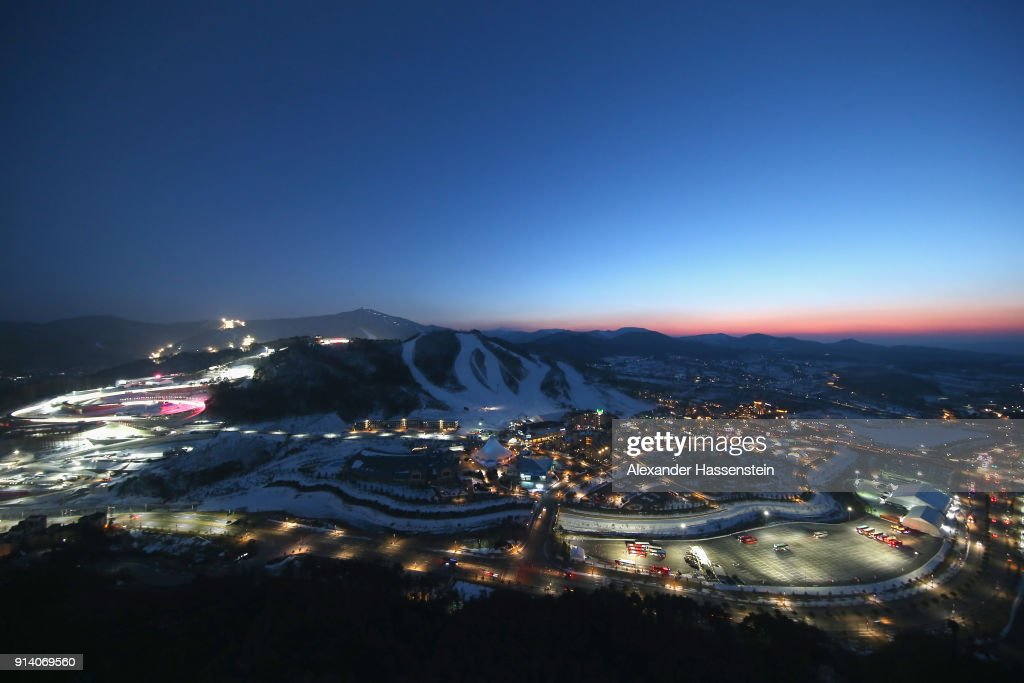 Previews - Winter Olympics Day -5 : News Photo