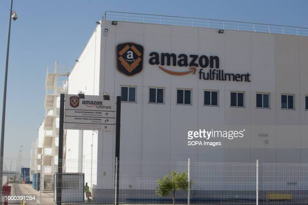 General view of the Amazon warehouse in San Fernando de Henares The works council called a threeday strike after a meeting without any agreement in...