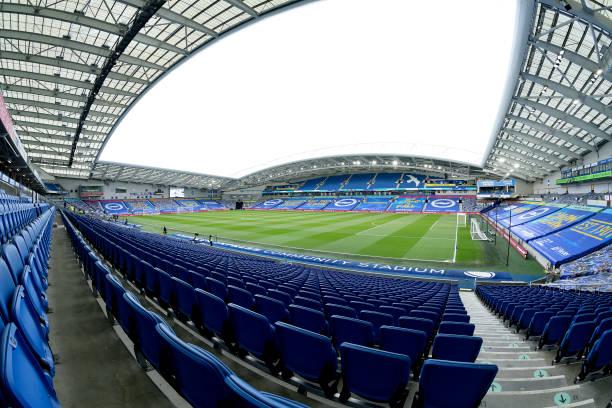 GBR: Brighton & Hove Albion v Everton - Premier League