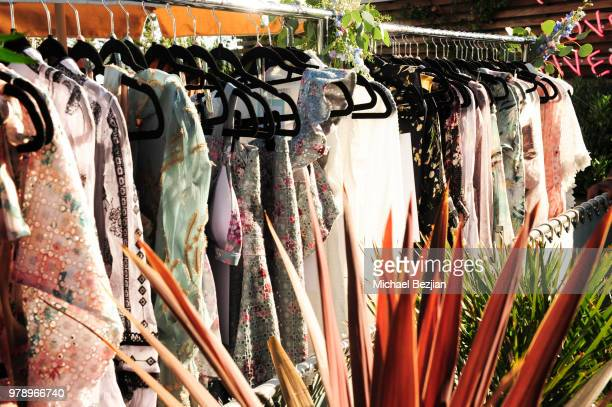 A general view of the amtosphere as seen at We Are Kindred Resort Collection Launch at EP LP on June 19 2018 in West Hollywood California