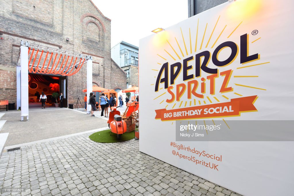 GBR: A Birthday Party NOT To Be Missed As Aperol Celebrates 100 Years