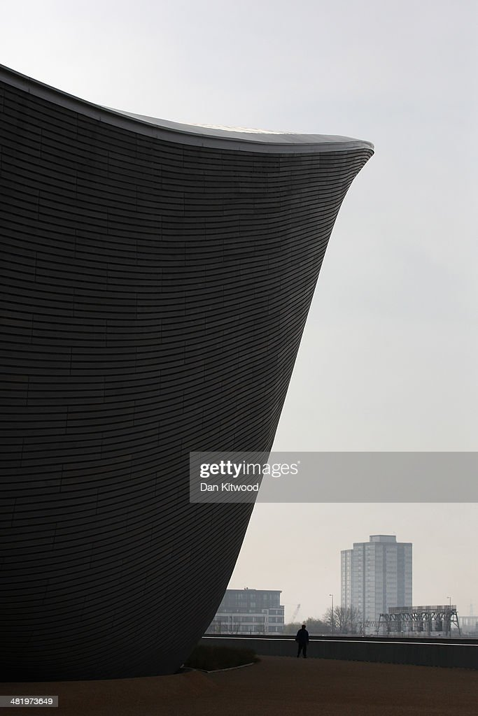 Previews Ahead Of The Opening Of The Queen Elizabeth Olympic Park And Orbit : News Photo