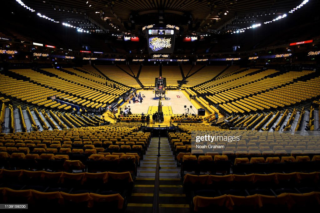 CA: Los Angeles Clippers v Golden State Warriors - Game Five