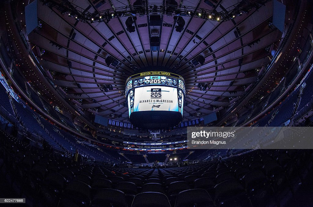 UFC 205: Weigh-ins : News Photo