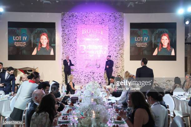General View of the Artists for Peace and Justice Bovet 1822 Gala on December 7 2018 in Dubai United Arab Emirates Photo by David M Benett/Dave...