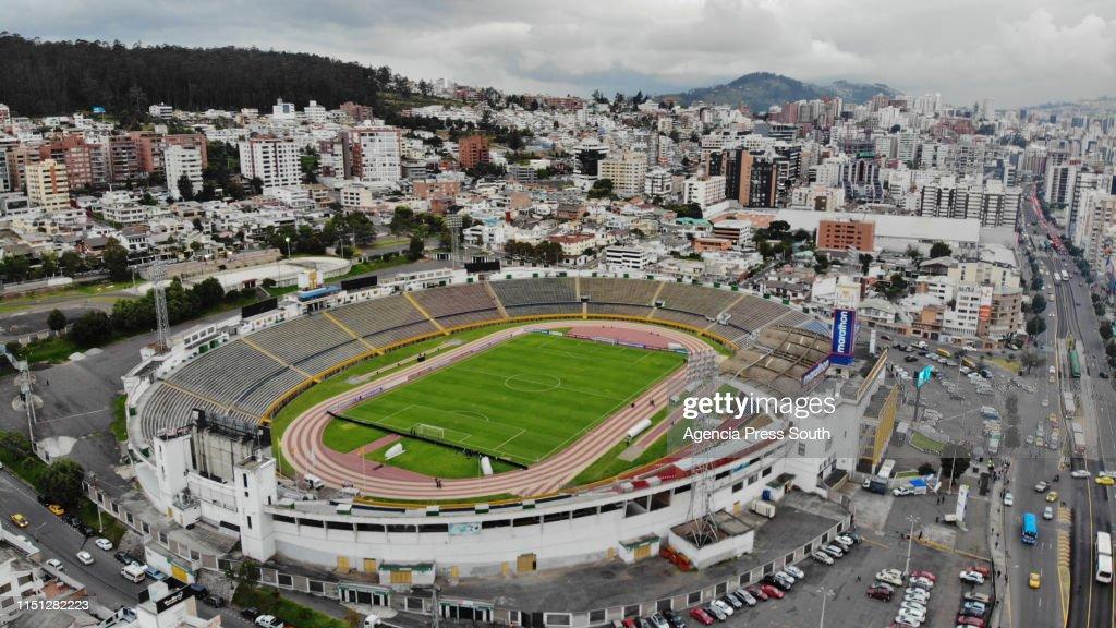 ECU: Independiente Del Valle v Universidad Catolica - Copa CONMEBOL Sudamericana 2019
