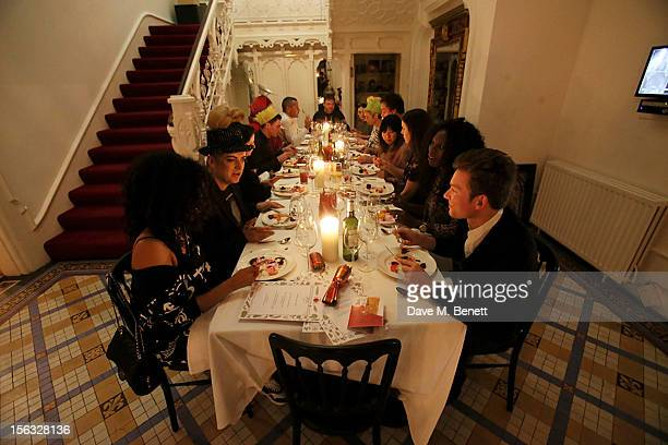 A general view of the atmosphere as Boy George and Gizzi Erskine host a Great British C Party in support of The Hepatitis C Trust the UK charity for...