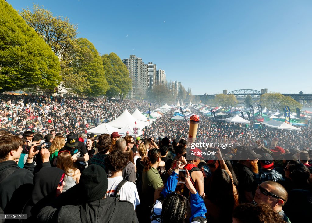 "CAN: Vancouver Celebrates 25th Anniversary Of 4/20 ""Protest""ival"