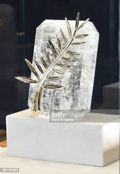 A general view of the atmosphere at a private lunch hosted by Colin Livia Firth and Caroline Scheufele celebrating Chopard and the Journey to...
