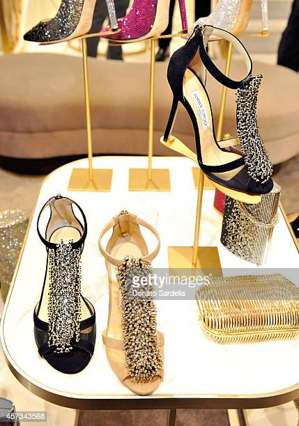 A general view of the atmosphere at an evening to support Delete Blood Cancer hosted by Jimmy Choo in association with Cindy Crawford and Katharina...