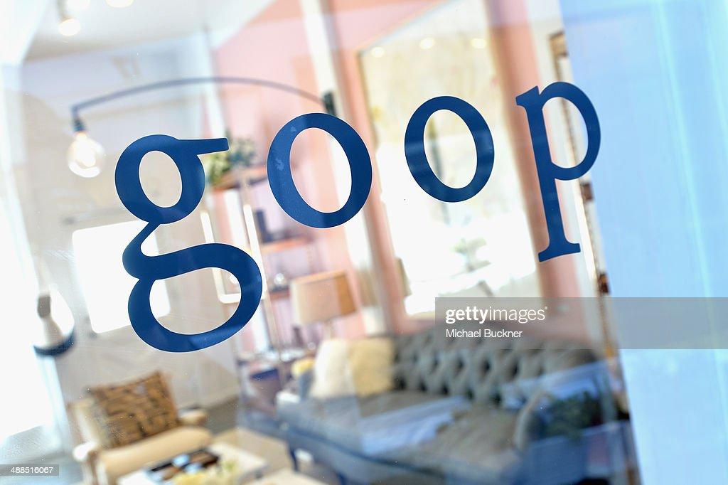 Goop Pop-Up Shop : News Photo