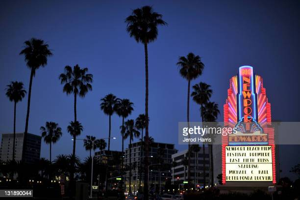 A General View Of The Atmosphere At 2017 Newport Beach Film Festival Opening Night