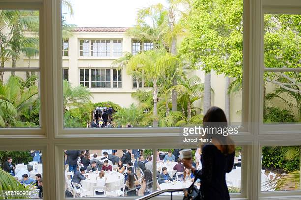 A general view of the atmosphere at the 2014 Kairos Global Summit at RitzCarlton Laguna Nigel on October 17 2014 in Dana Point California