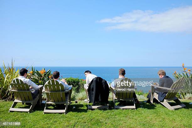 A general view of the atmosphere at the 2014 Kairos Global Summit at RitzCarlton Laguna Nigel on October 18 2014 in Dana Point California