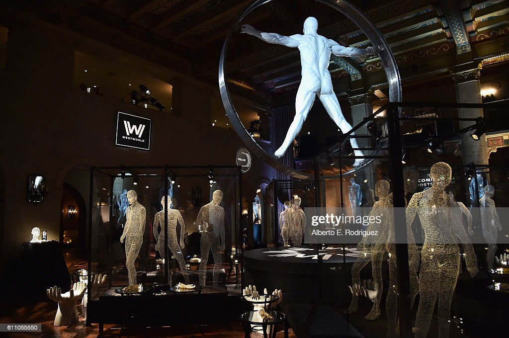 "Premiere Of HBO's ""Westworld"" - After Party : News Photo"