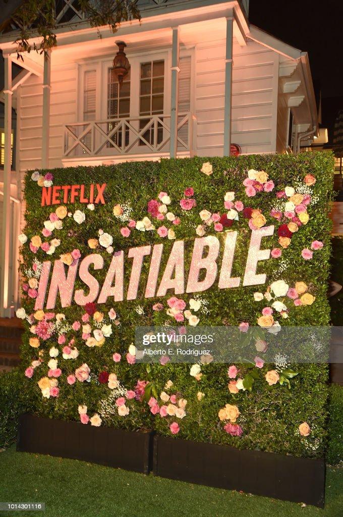 Netflix's 'Insatiable' Season 1 Premiere - After Party : Nachrichtenfoto