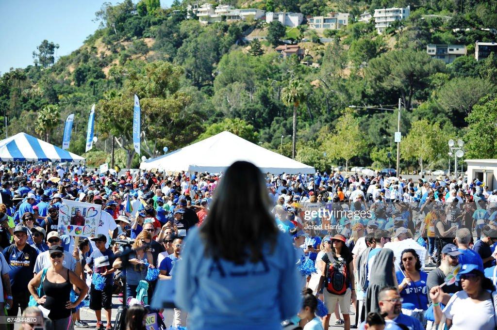 Autism Speaks Walk - Los Angeles : News Photo
