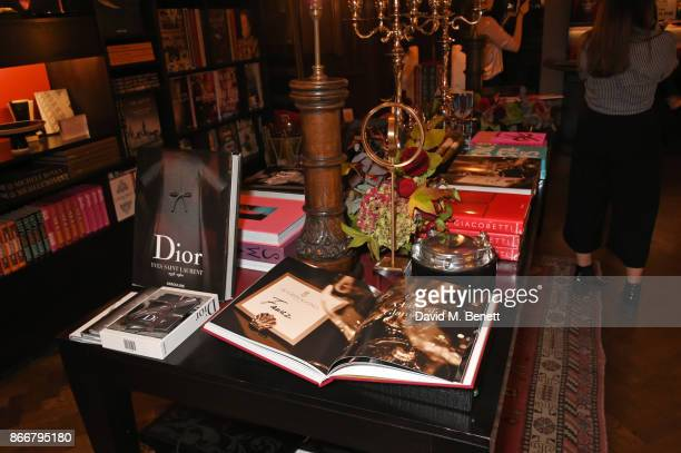 A general view of the atmosphere at the launch of 'Daring Creativity' a book which celebrates de Grisogono's jewellery hosted by Fawaz Gruosi and...