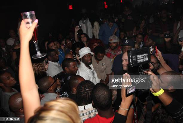 General view of the atmosphere at the New Issue of Smooth Magazine at Amnesia NYC on September 15, 2011 in New York City.