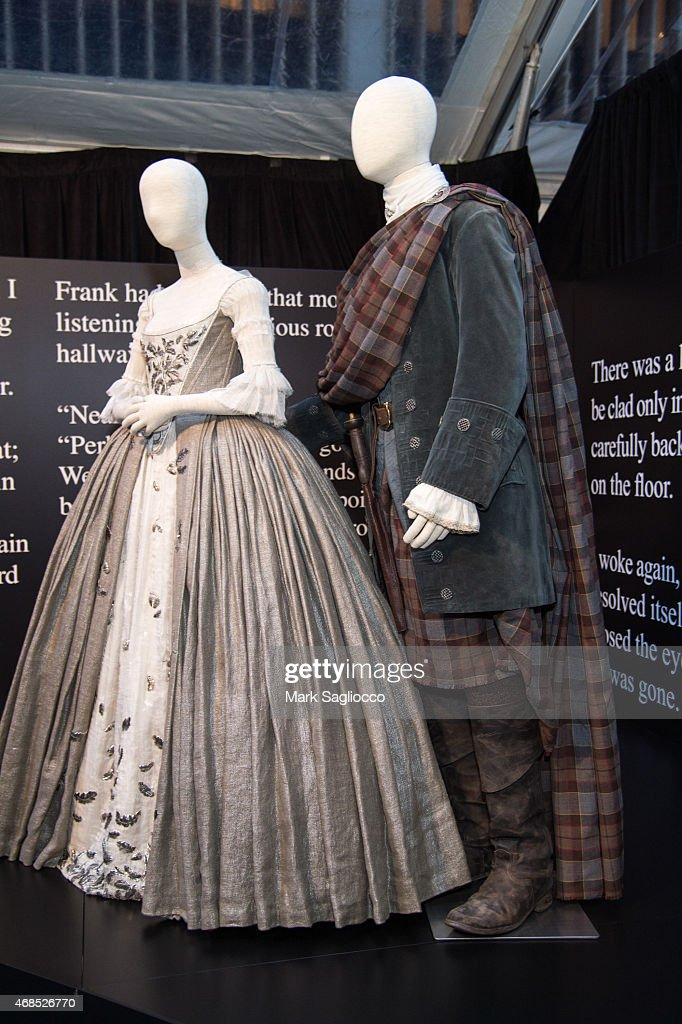 'Outlander' Mid-Season New York Premiere : News Photo