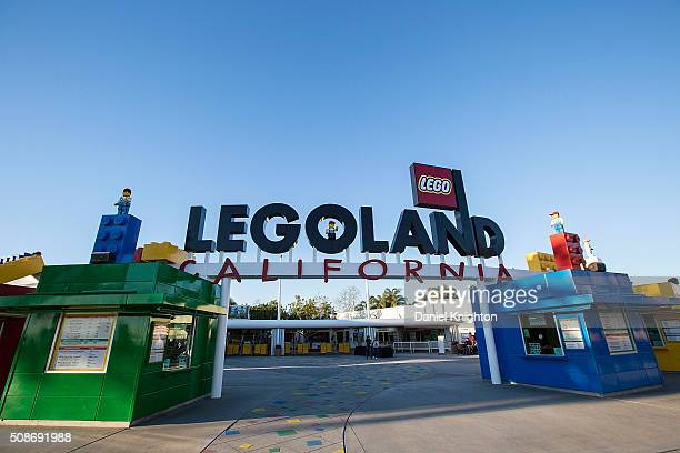 General view of the atmosphere at the premeire of 'The Lego Movie 4D A New Adventure' at LEGOLAND on February 5 2016 in Carlsbad California