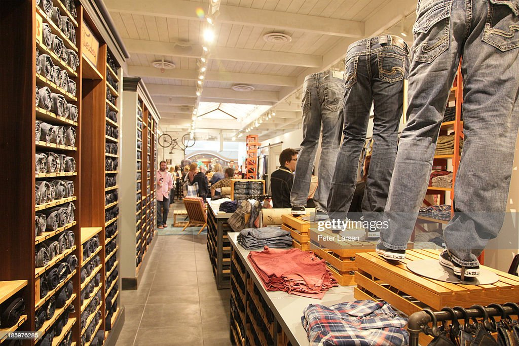 Silver Jeans Store Opening Event At Stonebriar Centre Photos and ...