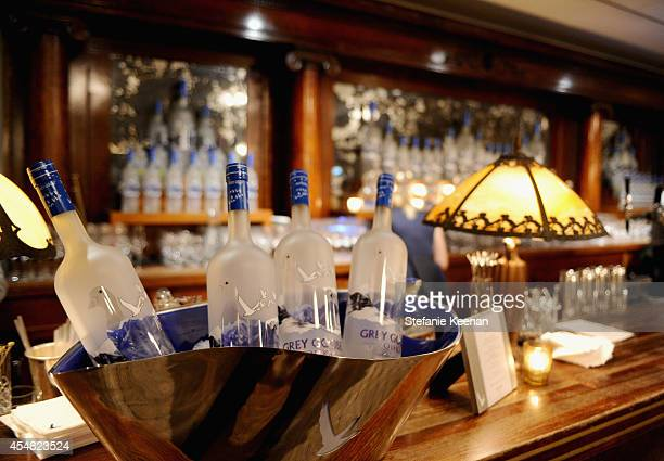 General view of the atmosphere at the 'While We're Young' world premiere party hosted by GREY GOOSE vodka and Soho House Toronto during TIFF on...
