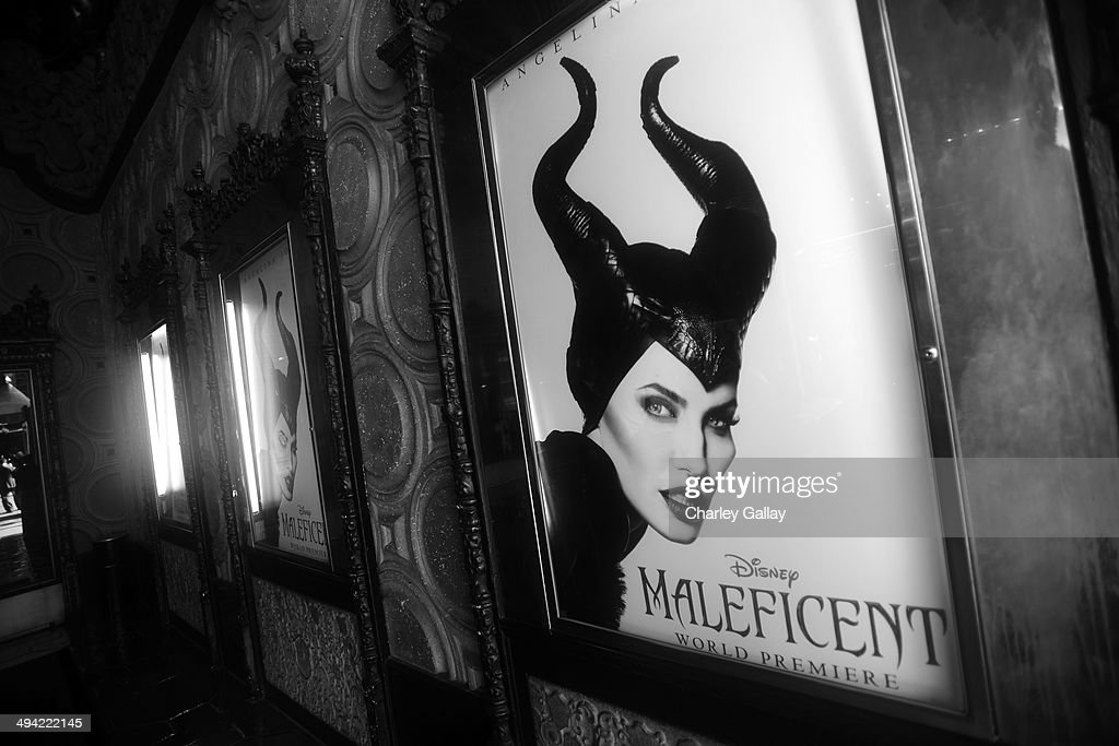 "The World Premiere Of Disney's ""Maleficent"" : News Photo"