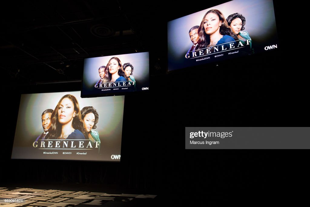 A general view of the atmosphere during 'Greenleaf' season 2 premiere Atlanta screening reception at SCADshow on March 13, 2017 in Atlanta, Georgia.
