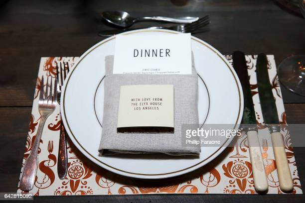 A general view of the atmosphere during Miles Teller's 30th birthday celebration at the private residence of Jonas Tahlin CEO Absolut Elyx on...