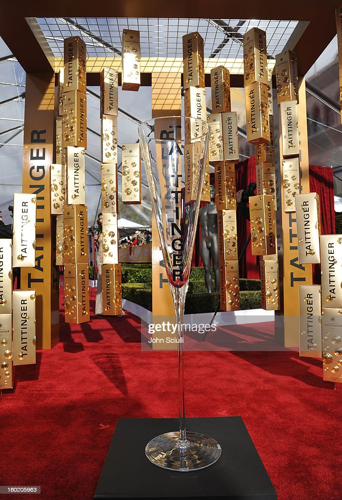 General view of the atmosphere during the 19th Annual Screen Actors Guild Awards at The Shrine Auditorium on January 27, 2013 in Los Angeles, California. (Photo by John Sciulli/WireImage) 23116_015_0046.JPG