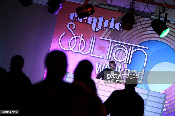 General view of the atmosphere during the 2014 Soul Train Music Awards Centric Soul Train Weekend KickOff Reception at The Orleans Hotel Dauphine...