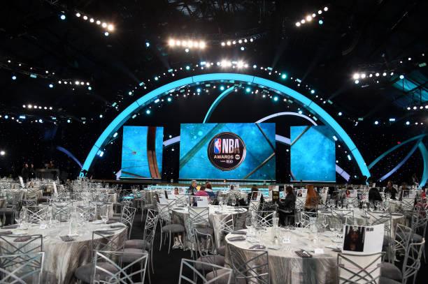 CA: 2019 NBA Awards Presented By Kia - Inside