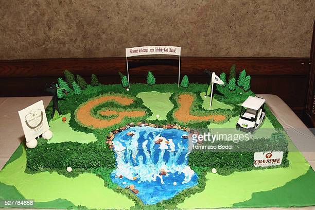 A general view of the atmosphere during the Backstage Creations Retreat At George Lopez's Celebrity Golf Classic at Lakeside Golf Club at Riviera...