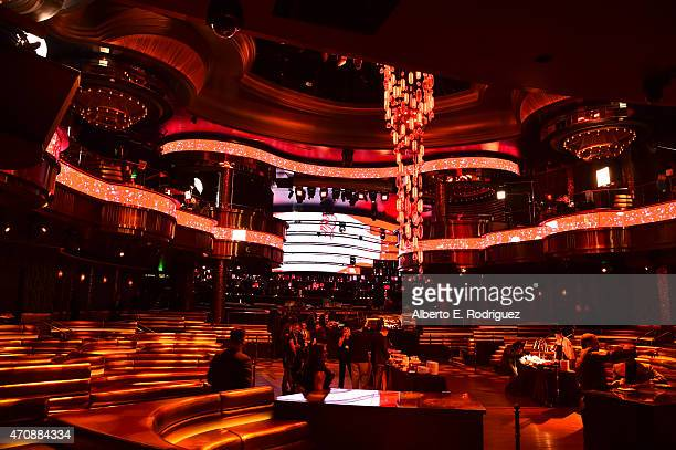A general view of the atmosphere during The CinemaCon Big Screen Achievement Awards Brought to you by The CocaCola Company at The Colosseum at...