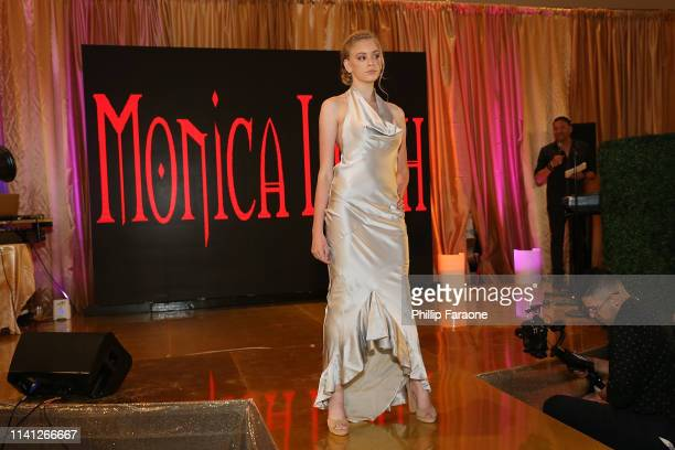 General view of the atmosphere during the Daytime Emmy Awards PreAwards Networking Party/Gift Lounge at Pasadena Convention Center on May 4 2019 in...