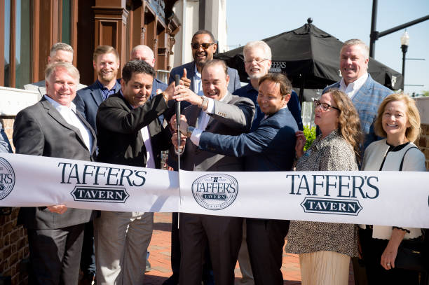 GA: Taffer's Tavern Grand Opening Ribbon Cutting Ceremony